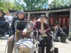 御年100歳と92歳!!